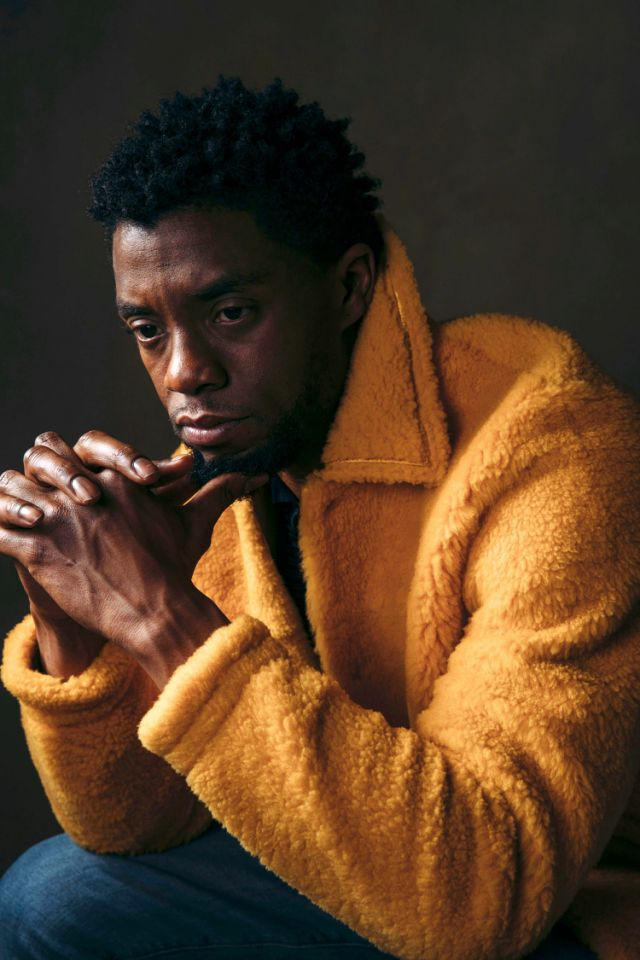 Chadwick Boseman Died From Colon Cancer And Was Just 43 What S The Risk For Young People Ampgoo Entertainment And News From The Worlds